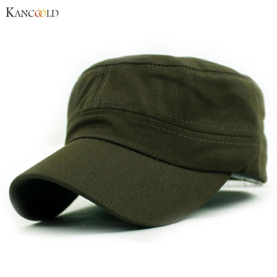 Kopfbedeckungen Für Herren 2019 Neuestes Design Plain Klassische Armee Kadett Stil Baumwolle Kappe Frauen Männer Hut Einstellbar Oc14a