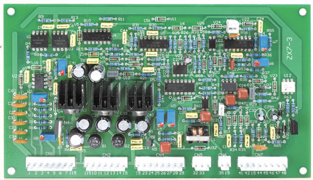 ZX7-400 IGBT PCB for IGBT Modules inverter welding machine inverter pcb inverter welding pcb 3 in 1 купить недорого в Москве