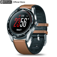New Zeblaze NEO Series Color Touch Display Smartwatch Heart Rate Blood Pressure Female health CountDown Call rejection WR IP67