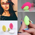 2PCS Big Blender+1Pcs Mini Blender+1Pcs Beauty Cleanser Solid Facial Makeup Sponge Puff Foundation Professional Cosmetic Tools