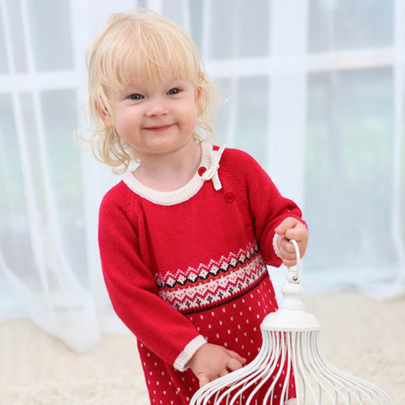 High Quality Cotton coveralls baby jumper Clothes With Long Sleeve Comfortable For Dressing Making Your Child Lovely