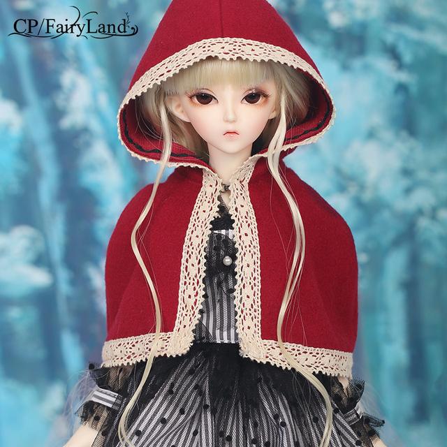 Fairyland minifee risse bjd sd doll boy girl body 1/4 MSD body model  dolls eyes High Quality toys shop