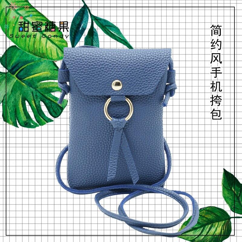Women Handbag Female Shoulder Bag Fashion Trend Mini Casual Small Square Messenger Bag Tassel Mobile Phone Bag