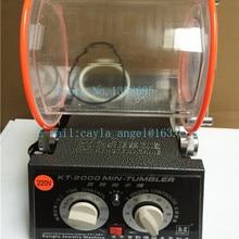 Мини-поворотный стакан с Ёмкость 5 кг, барабан rock ювелирные изделия шлифовальные машины ювелирных изделий полировщик, золото серебро машина для чистки