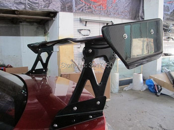 Trunk Spoiler Design For Mitsubishi Lancer Evolution X Of The VRS Style Carbon Fiber Rear Spolier