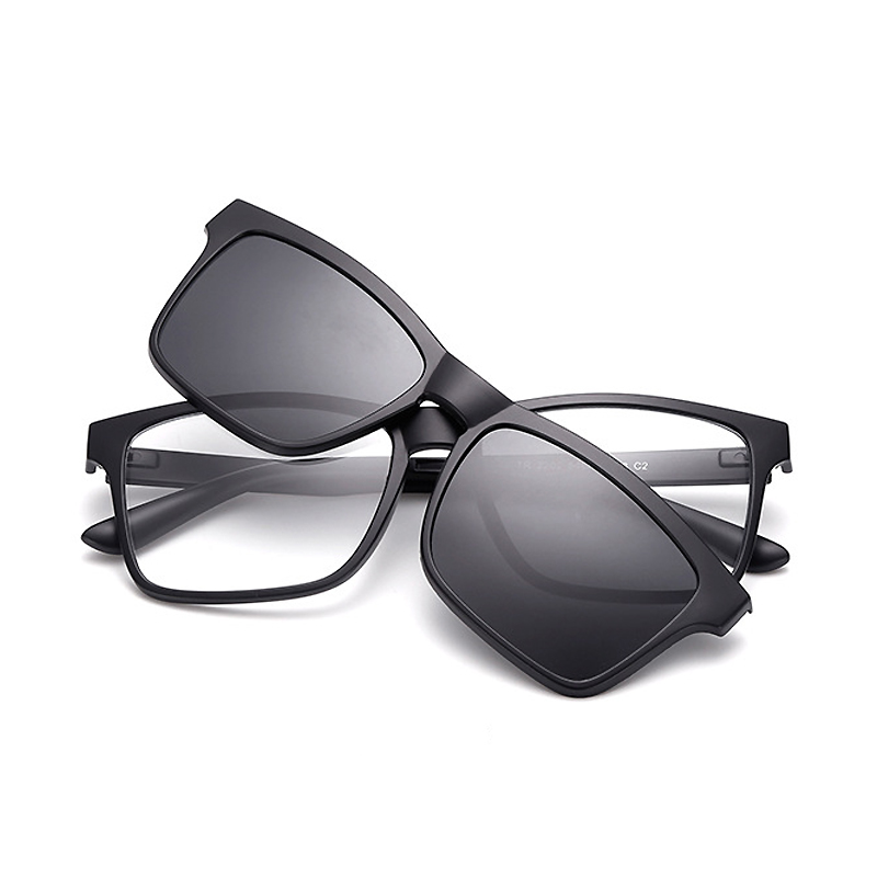 Eyeglasses With Magnetic Sunglass  online get eyeglass frames magnetic sunglasses aliexpress