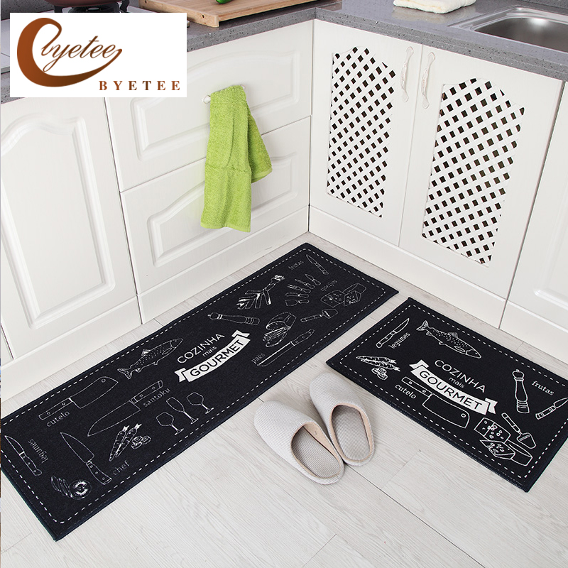byetee Door Mat Door Front Tapete Doormat Doormat Thin Watergate Kitchen Bathroom Carpet Kids Room Pad Floor Mat Capacho Felpudo