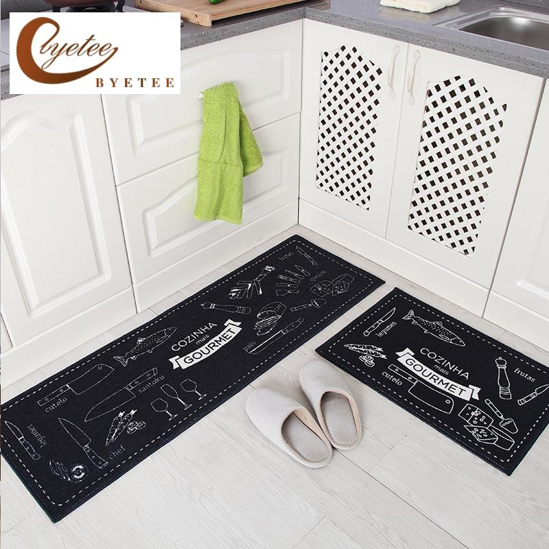 byetee Door Mat Door Front Tapete Doormat Doormat Thin Watergate Kitchen Bathroom Carpet Kids Room Pad Floor Mat Capacho Felpudo