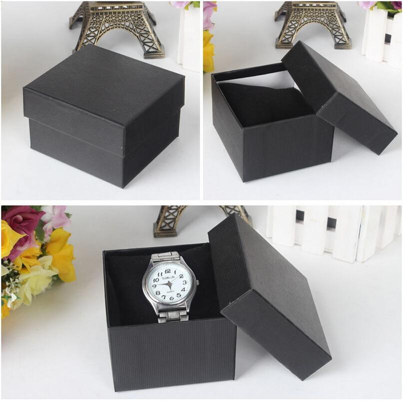 bincoco wholesale Watch Display boxs Slot Case Jewelry Storage