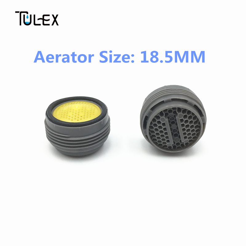 TULEX New Arrival Faucet Aerator Spout Bubbler Filter Accessories Hide-in Core 18.5 MM Replacement Part Special Offer ...