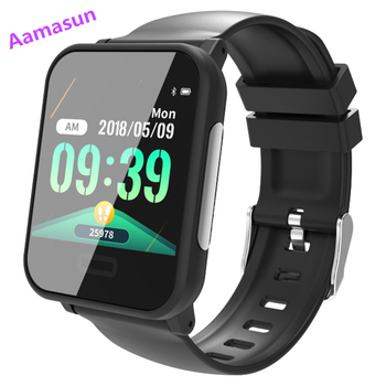 E33 Smart Watch 1.3 Inch with ECG HR Blood Pressure Smart Band Waterproof Bluetooth Fitness Watch for iPhone  xiaomi