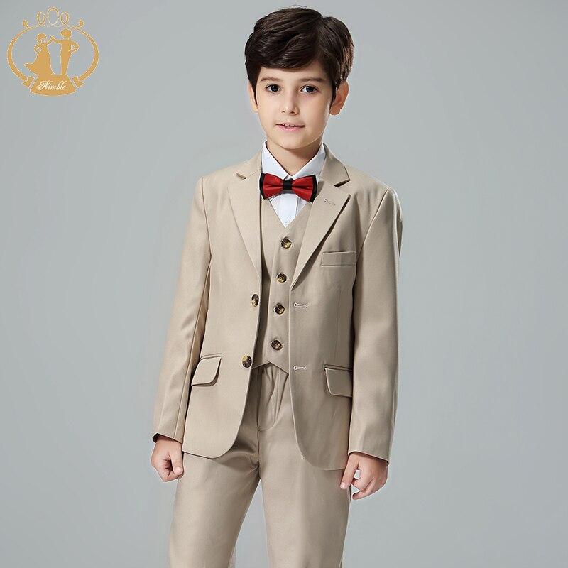 Terno ágil para o traje do menino enfant garcon mariage meninos ternos para casamentos terno infantil