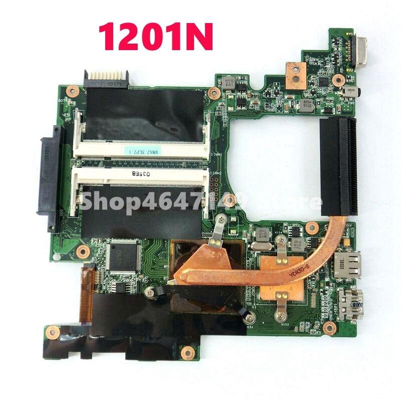 1201N Mainboard For ASUS 1201 1201N Laptop Motherboard Test 100% OK