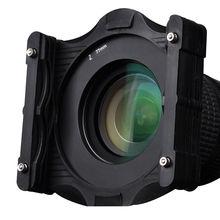 Держатель квадратного светофильтра Zomei 100 мм с кольцом адаптером для cokin Z