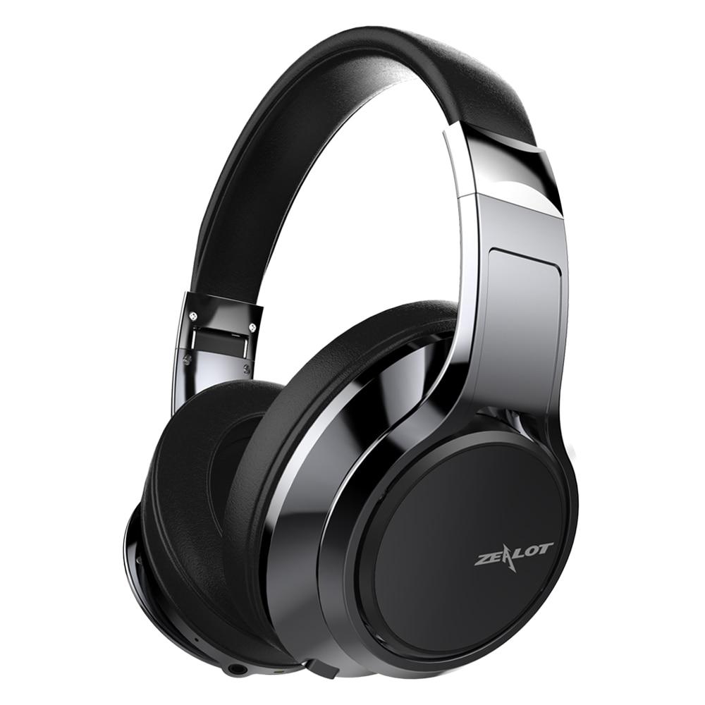 ZEALOT B22 Bluetooth Casque Stéréo Sur-Oreille bluetooth casque sans fil Basse Écouteurs Casque Avec Micro Pour Téléphones