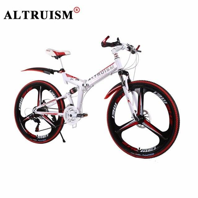 Altruism X6 Mountain Bicycle 26 Inch Bicicleta Aluminum Alloy 24