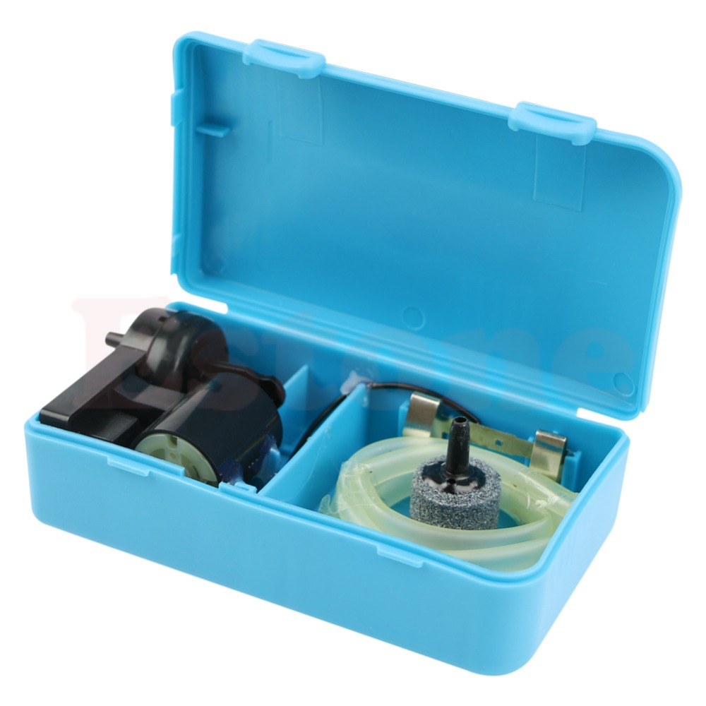 Aquarium fish tank oxygen air pump - E74 New Portable Air Pond Powered Battery Pump Oxygen Backup For Aquarium Fish Tank China