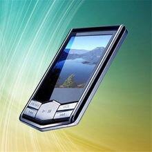 Cienki ekran LCD H MP3 MP4 odtwarzacz 1.8 cal metalowe przenośne muzyka Radio FM funkcja nagrywania dostaw wbudowany głośnik 4GB 8GB 16GB 32GB