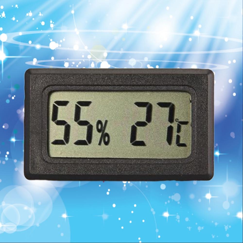 Digital Thermometer Hygrometer Waterproof Outdoor