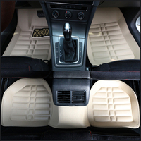 Universal car floor mats for suzuki baleno ignis wagon vitara liana grand vitara sx4 jimny Kizashi Alivio car mats