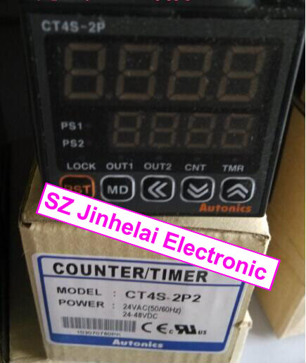 цены New and original CT4S-2P2 AUTONICS COUNTER/TIMER