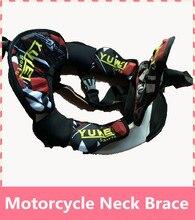 Мотоцикл Neck Brace подтяжки легкий вес сильный защитник Броня Мотокросс мотоцикл езда neck Brace гвардии 4 размер вместе