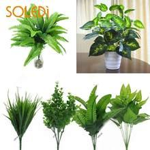 Plantas Artificiales Para Oficina - Compra lotes baratos de Plantas ...