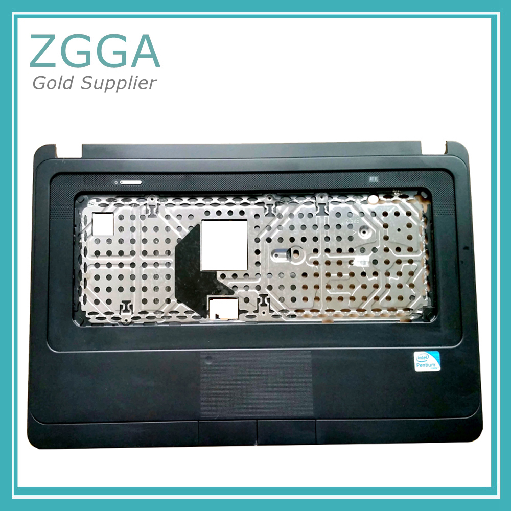 NEW Laptop Palmrest Touchpad Upper Case For HP For Compaq 630 635 CQ57 Base Bottom Cover No Buttons 646136-001 646845-001 brand new for hp compaq presario v3000 palmrest top case 417097 001 silver free shipping