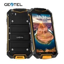 GEOTEL A1 Mobile Téléphone MTK6580 Quad Core 1 GB RAM 8 GB ROM IP67 Étanche À La Poussière 4.5 Pouce Smartphone 8MP Android 7.0 téléphone portable