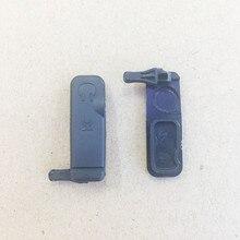 50 шт./лот пылезащитный чехол для наушников motorola ep450 gp3188 gp3688 cp040 cp140 и т. д. рация