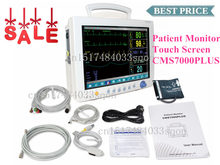 Touch-Screen-ICU-Patient-Monitor-CMS7000-PLUS-Vital-Signs-Monitor-6-Parameters(China)