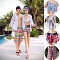 Discount! 5 Patterns! Beach Shorts 2017  Bermuda Masculina Summer Men Shorts Causal  Mens  Lovers Shorts 1pcs