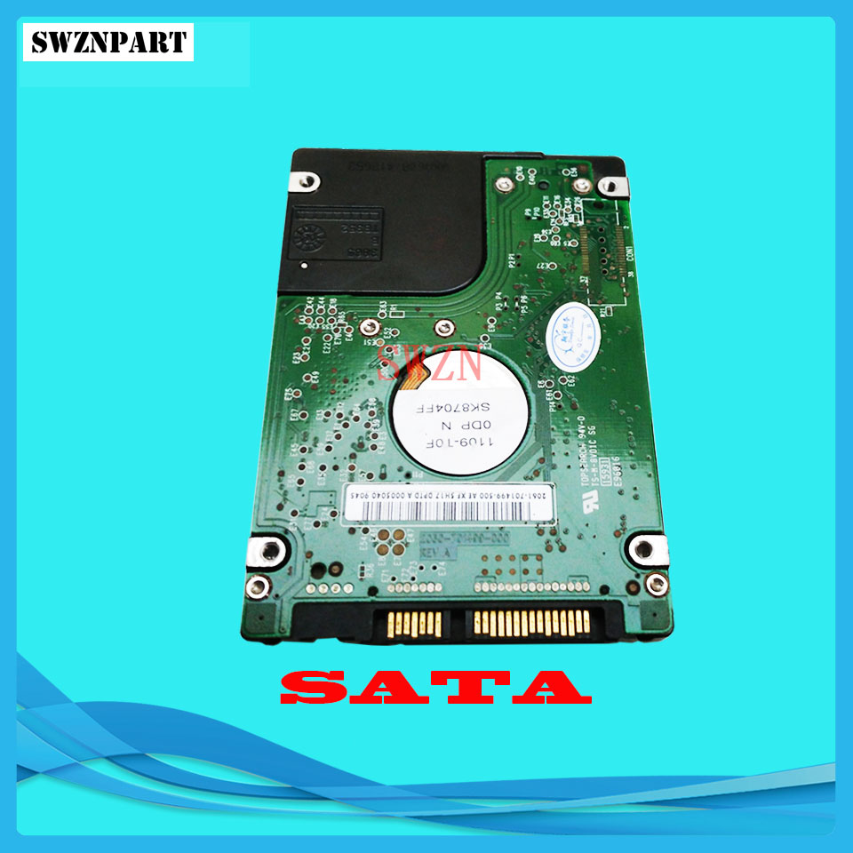 Hard Disk Drive SATA HDD For HP T770 T1200 CH538-67078 CH538-67075 hdd hp j9f42a