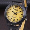 Ретро Имитация деревянные Часы Для Мужчин и Женщин Подарок Милер Top Brand Спортивные Часы Мужчины Кварцевые часы relogio masculino