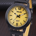 Retro Imitation wooden Watches For Men and Women Gift Miler Top Brand Sports Watch Male Quartz watch Hours relogio masculino