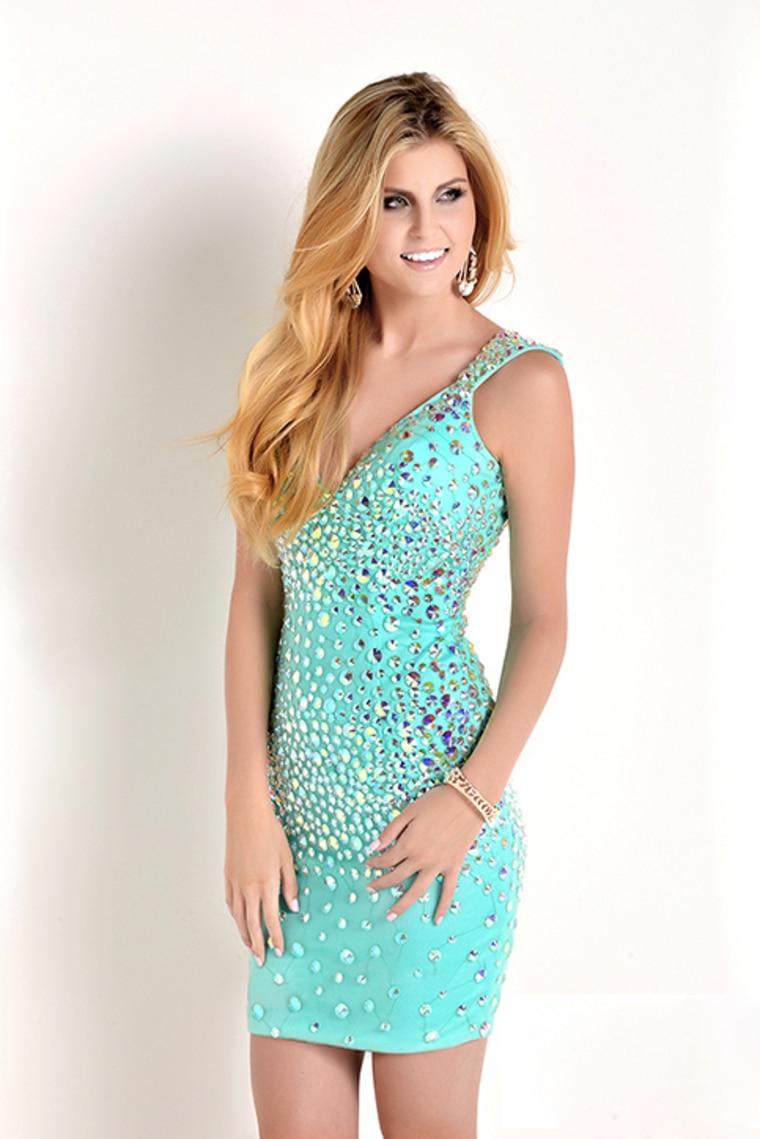 Short Sparkly Party Dresses | Dress images