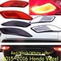 Carro-styling, Vezel Quebrando luz, 2014 ~ 2017, levou luz, Livre O navio! 2 pcs, Vezel luz traseira; Vezel luz da cauda, XRV, XR-V, XR V, HR-V, a VFC, HR V