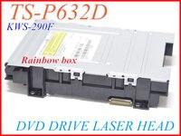 DVD + R/RW DRIVE TS-P632 TS-P632D/SDEH Vervanging ForSamsung Speler/Recorder overzicht TS P632D Mechanisme ASSY