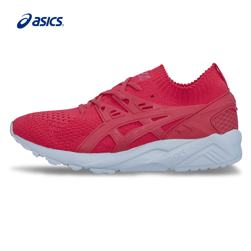 Original ASICS New Arrival Women Shoes Active Shoes Breathable Low-Top Sports Shoes Sneakers футболка asics футболка asics stripe ss top