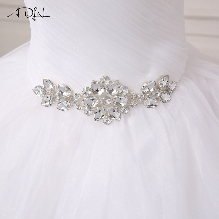 Sweetheart Sleeveless Zipepr Up Back Ruffles Organza Wedding Dress