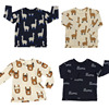BBK Baby Boy Clothes Long Sleeve T Shirt Tops Pants Tiny Cottons Clothing Set Suit Animal
