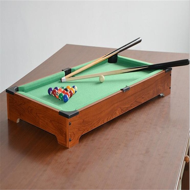 High Quality Xxcm Portable Mini Billiard Table Game Pool Table - How high is a pool table