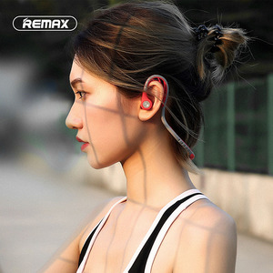 Image 5 - Remax S20 sports In ear Earphone bluetooth Headphone 4.2 Super Bass Stereo Noise Isolating Earbuds Headsets for Mobile Phone/pc