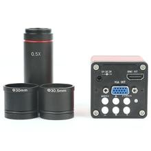 720P 13MP CMOS HDMI VGA Digital Electronic Microscope Camera