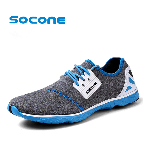 New Men's sports shoes casual shoes outdoor breathable running shoes Trainers