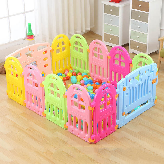Online Shop Fencing for Children Baby Playpen Fence Playpen Indoor ...