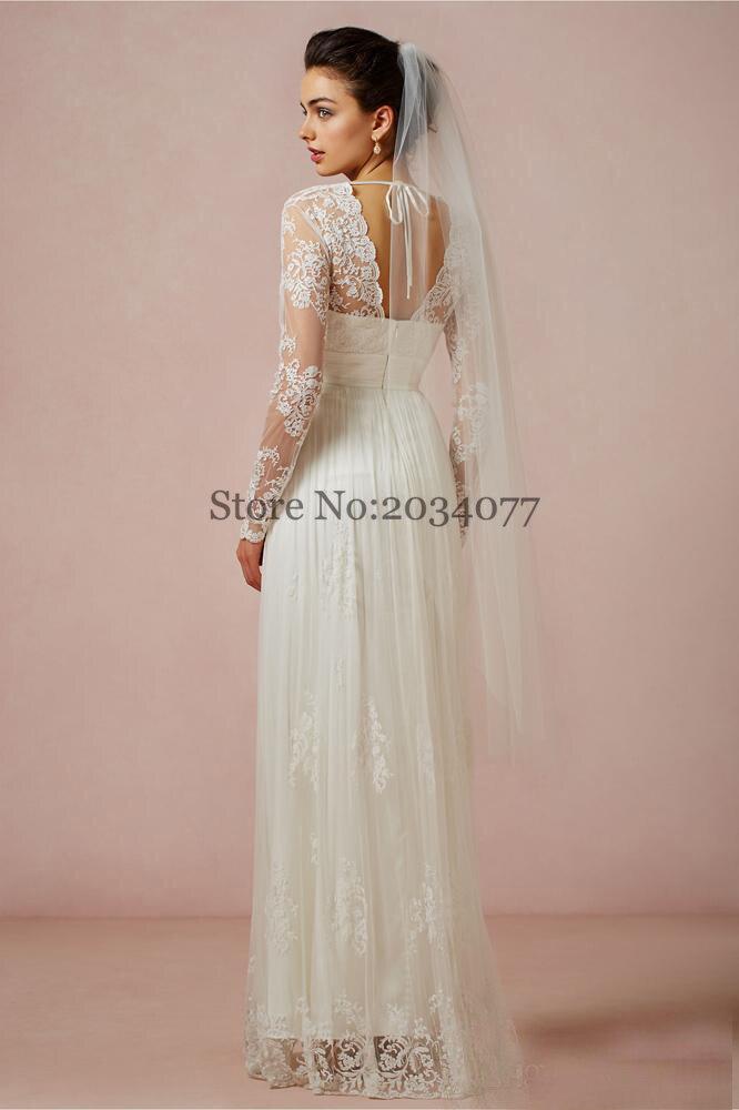 Casado Vestido de Maternidad Vestidos de Novia Para la Mujer ...
