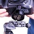 Quick Release Одной камеры DSLR опорная плата шаровой головкой quick release крепление для штатива стрелы слайдер камеры стабилизатор