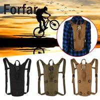 3L Water Bag Bottle Pouch Knapsack Tactical Hydration Backpack Camping Bicycle Mochila De Hydration