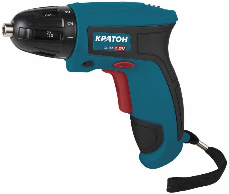 Cordless drill Kraton CSL-3B-H cordless drill screwdriver kraton cdl 12 1 h